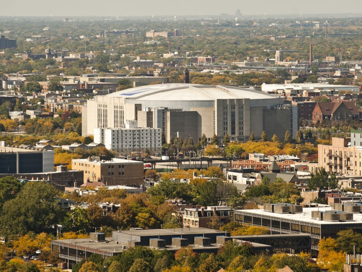 Big Ten moves men's basketball tourney from United Center to Indianapolis