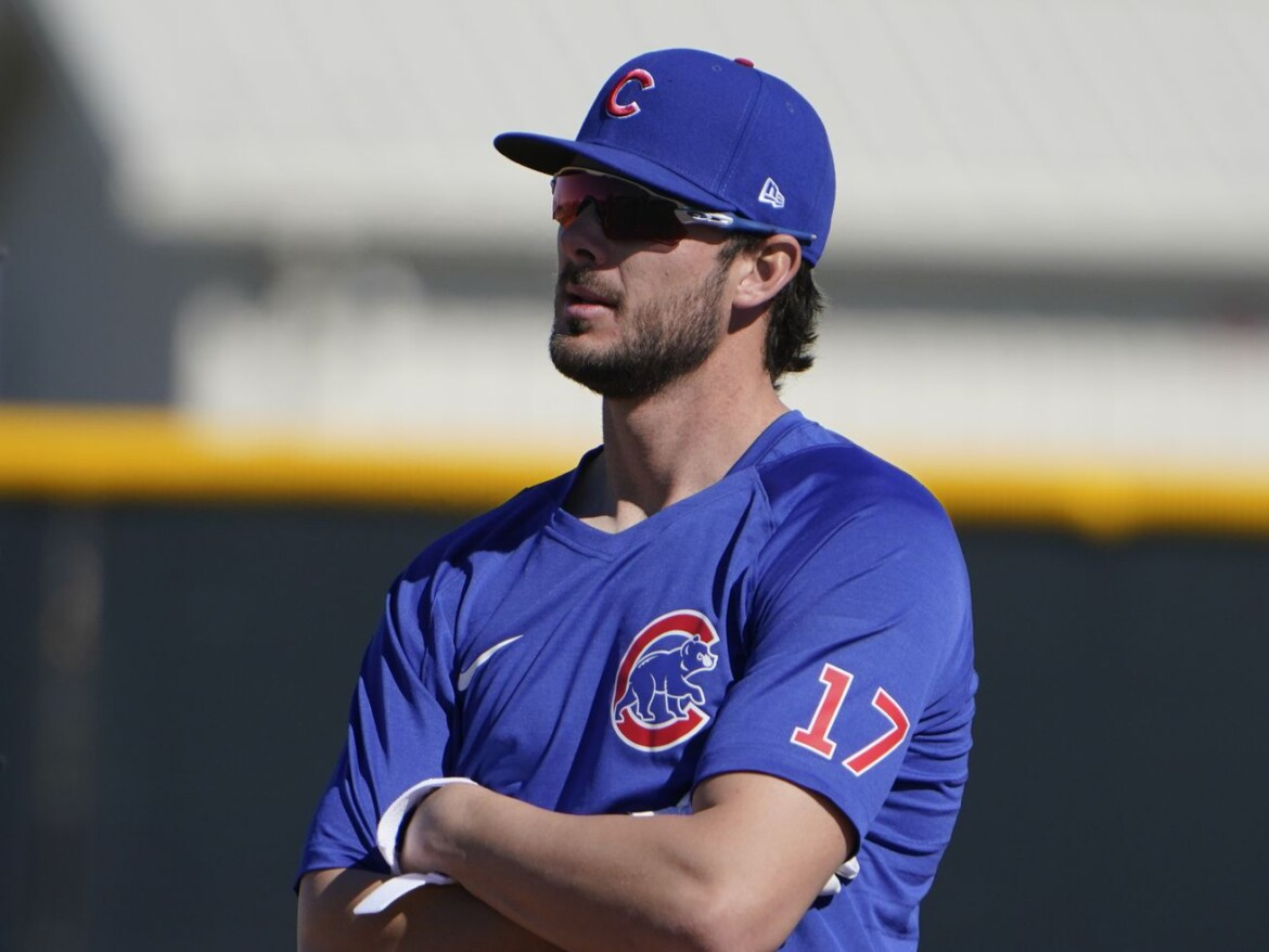 Kris Bryant pleased with team's communication after another offseason of trade rumors
