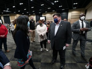 Fact-check: Illinois didn't move the needle on COVID-19 vaccinations as much as Pritzker claims