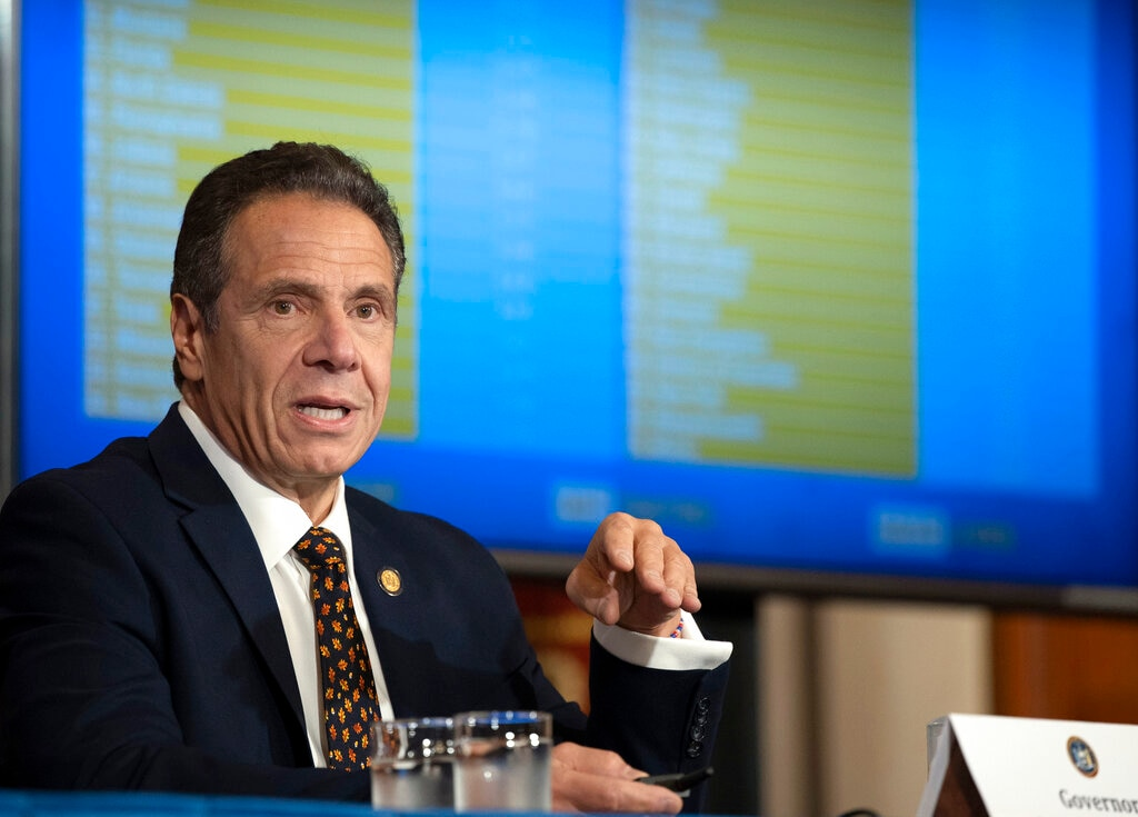 Cuomo adviser told hospitals medical staff 'must' be prioritized over elderly: report