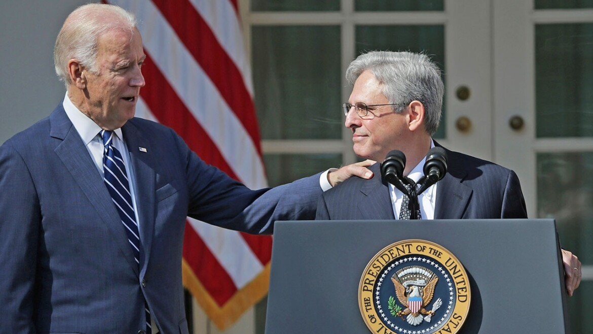 Merrick Garland says he does not support defunding the police
