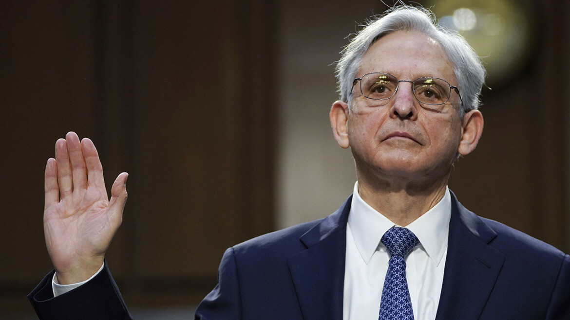 Merrick Garland says he hasn't 'thought about' whether illegal border entry should remain a crime