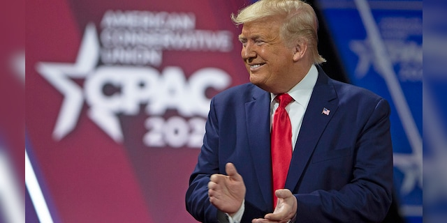 Trump to tell CPAC crowd: 'We will be united and strong like never before'