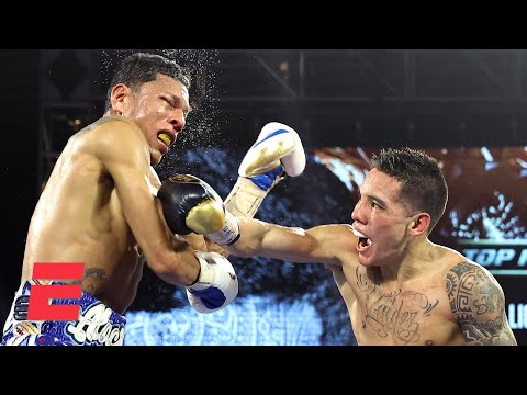 Reacting to Oscar Valdez's incredible knockout of Miguel Berchelt   Top Rank Boxing