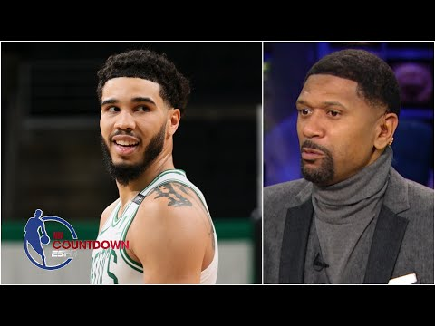 Jalen Rose explains why he'd take Jayson Tatum over Zion Williamson to start a team | NBA Countdown