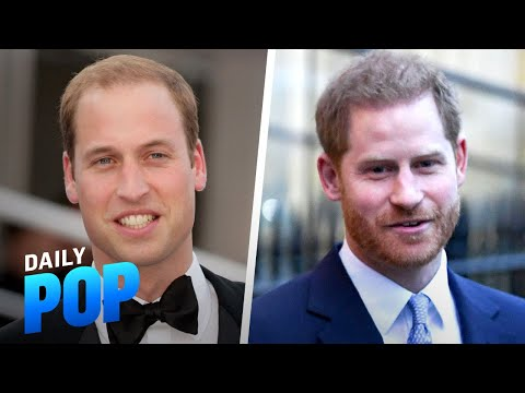 """Prince William """"Shocked"""" Prince Harry Talked Back to Queen 