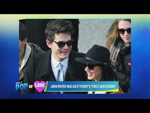 """John Mayer """"Loved"""" Being Katy Perry's """"First Gentleman"""""""
