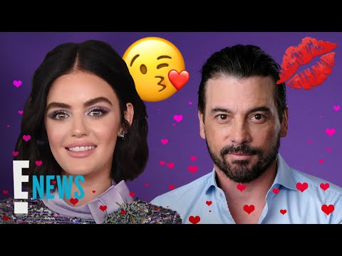 Lucy Hale & Skeet Ulrich Pack on the PDA | E! News