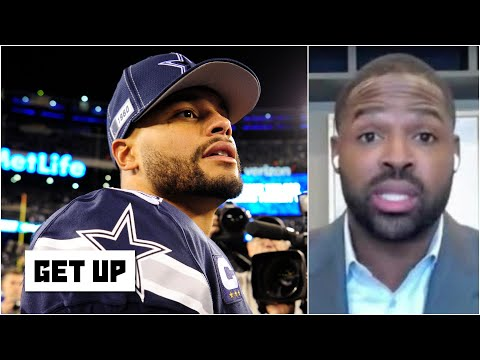 'Dallas, don't mess this up AGAIN!' – Torrey Smith on Dak Prescott | Get Up