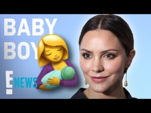 Katharine McPhee Gives Birth to Baby No. 1! | E! News