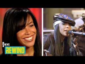 See Aaliyah Back in 2001: E! News Rewind