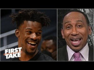 Stephen A. credits himself for the Heat's win streak: I'm the 'ultimate motivator!' | First Take