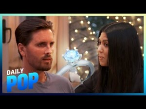 Scott Disick Says He'd Marry Ex Kourtney Kardashian | Daily Pop | E! News