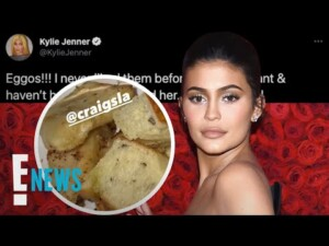 Kylie Jenner Reveals Her Top Pregnancy Food Craving | E! News