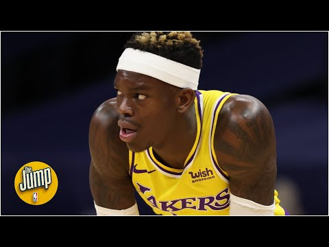 Why Dennis Schroder being out has hurt the Lakers so much | The Jump