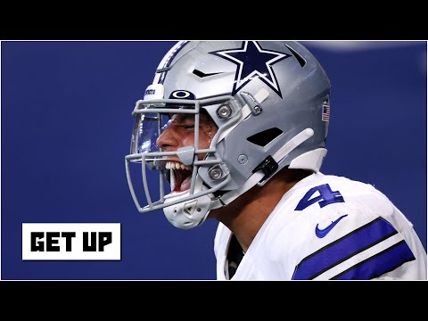 Keep or let walk? Breaking down Dak Prescott and the Cowboys situation | Get Up