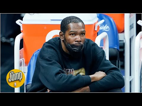 The Jump reacts to Kevin Durant being out through the All-Star break