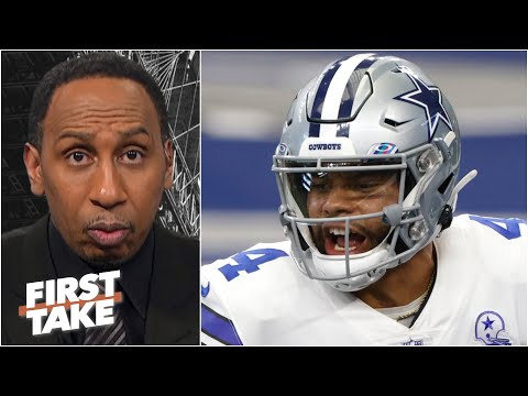 Dak is 'the face of America's team!' – Stephen A. doesn't get why Prescott hasn't signed a deal yet