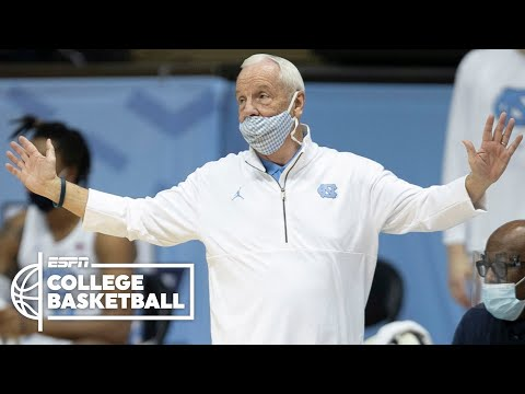 UNC beats No. 11 FSU for Roy Williams' 900th win  [FULL GAME HIGHLIGHTS] | ESPN College Basketball