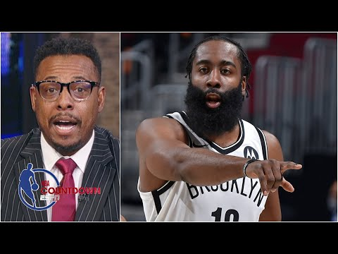 James Harden is the MVP right now! – Paul Pierce | NBA Countdown