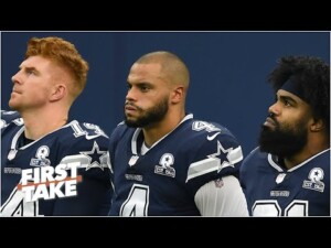 First Take dissects Dak Prescott's true value to the Dallas Cowboys