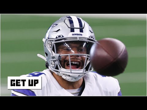 Explaining the factors that could be holding up Dak Prescott signing a new deal | Get Up