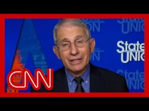 Dr. Fauci on US case count: This is what history tells us