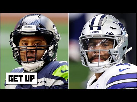 If Russell Wilson was traded for Dak Prescott, would the Seahawks or Cowboys win the trade? | Get Up