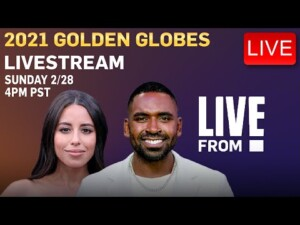 Live From E! Stream: 2021 Golden Globes | E! News
