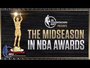 Jay Williams' and Jalen Rose's unusual midseason NBA awards | NBA Countdown