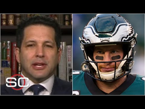 The Eagles are expected to trade Carson Wentz in the coming days – Adam Schefter   SportsCenter