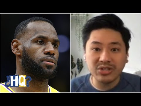 Are the Lakers playing LeBron too much? | Highly Questionable