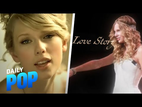 """Is Taylor Swift's New """"Love Story"""" Music the Same? 