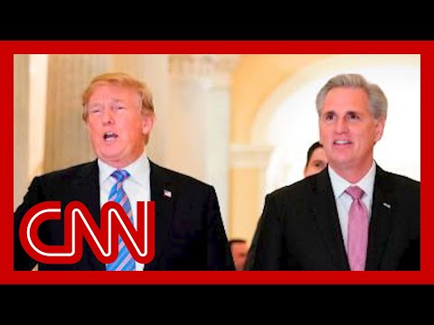 New details emerge in McCarthy's call with Trump on January 6