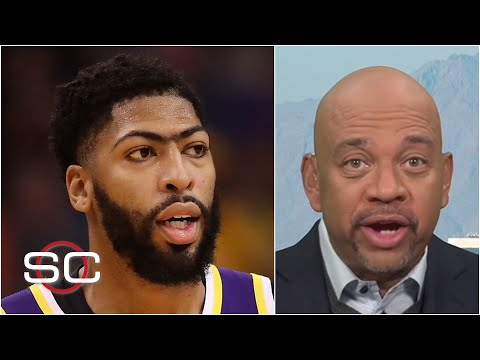 Anthony Davis' injury means 'trouble' for the Lakers – Michael Wilbon | SportsCenter