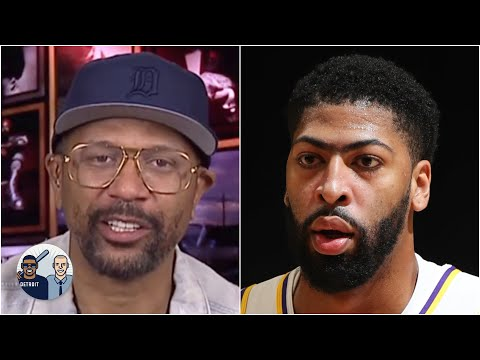 Without Anthony Davis healthy the Lakers are not winning the West – Jalen Rose | Jalen & Jacoby