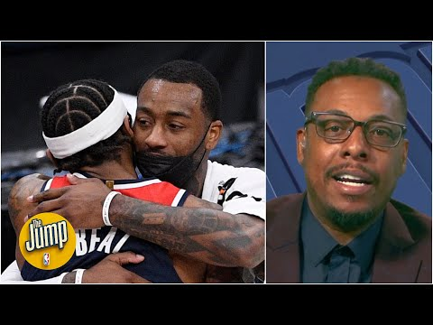 Paul Pierce thinks Bradley Beal is better off without John Wall | The Jump