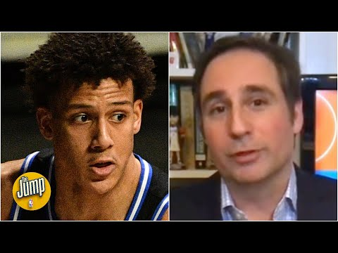 Reacting to Jalen Johnson leaving Duke early to prepare for the NBA Draft | The Jump