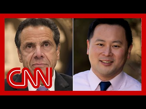 New York assemblyman gives details of call from Gov. Cuomo