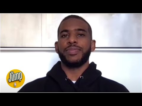 Chris Paul on expectations for the Suns, mentoring Devin Booker & more | The Jump