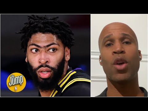 The Lakers could lose 2 seasons if Anthony Davis comes back too soon – Richard Jefferson | The Jump