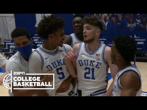 Duke takes down No. 7 Virginia [FULL GAME HIGHLIGHTS] | ESPN College Basketball