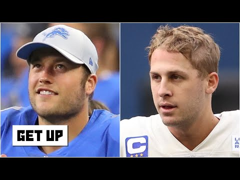 How the Matthew Stafford-Jared Goff swap happened between the Rams and Lions | Get Up