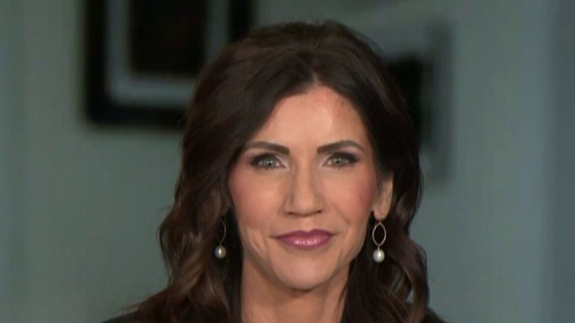 Noem says South Dakota left reeling from Keystone cancellation: 'Everything just stopped'