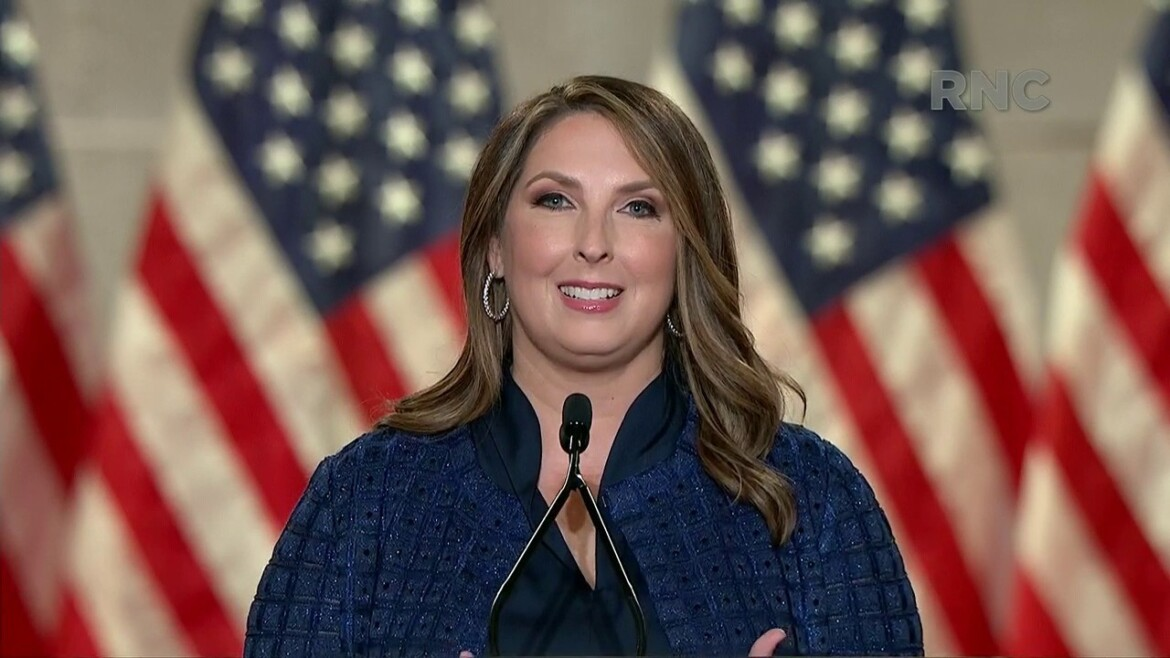 RNC Chairwoman Ronna McDaniel says Limbaugh inspired 'millions of conservatives'
