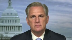 McCarthy warns Democrat-backed HR 1 is Pelosi power grab meant to erode election confidence