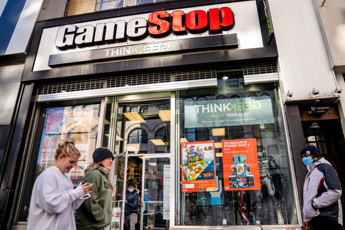 Some GameStop traders think stock will surge to $800 in one day