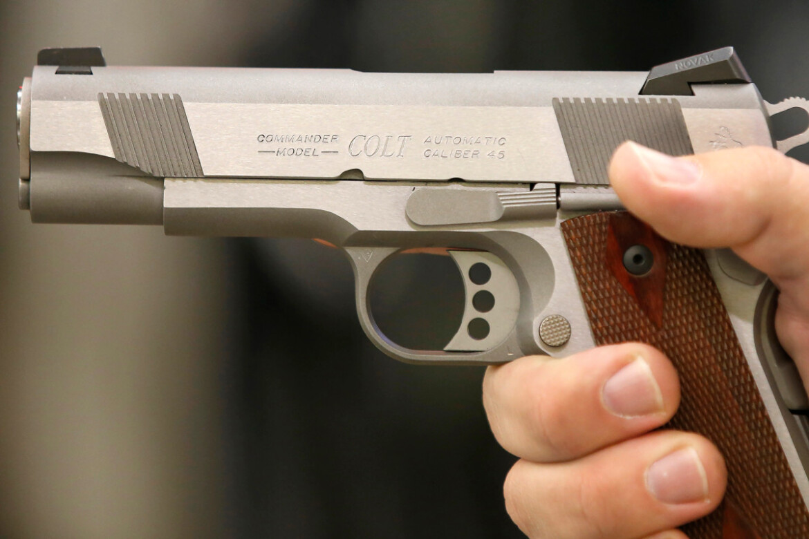 Iconic American gun maker Colt sold to Czech firm
