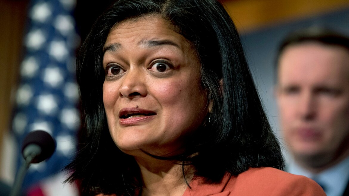Congresswoman Jayapal's tweet about canceling $50G in student loans doesn't go exactly as planned
