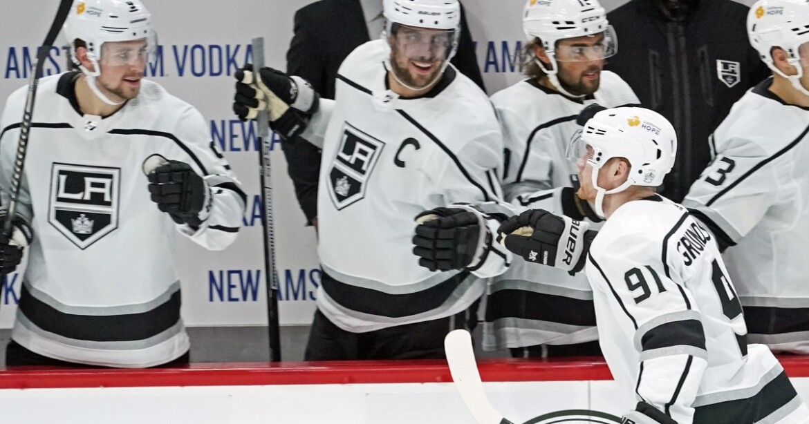 Kings could have a lot of new faces against the Ducks
